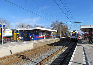 Duiven railway station