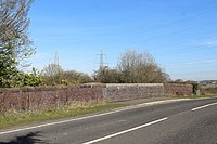 Station Road railway bridge, Storeton 1.jpg