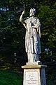 Statue hl. Johannes von Nepomuk - Praterwehrbrücke.jpg
