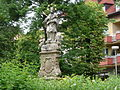 Statue of John of Nepomuk, Fryšták.jpg