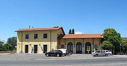 Stazione di San Romano-Montopoli-Santa Croce