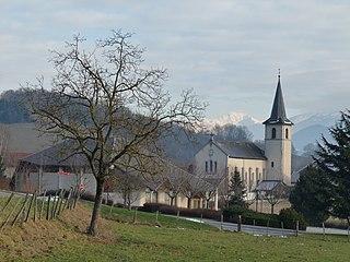 Sainte-Hélène-du-Lac Commune in Auvergne-Rhône-Alpes, France