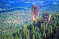 Steins Pillar in the Mill Creek Wilderness-Ochoco (25188858080).jpg