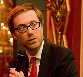 Stephen Merchant in 2011.