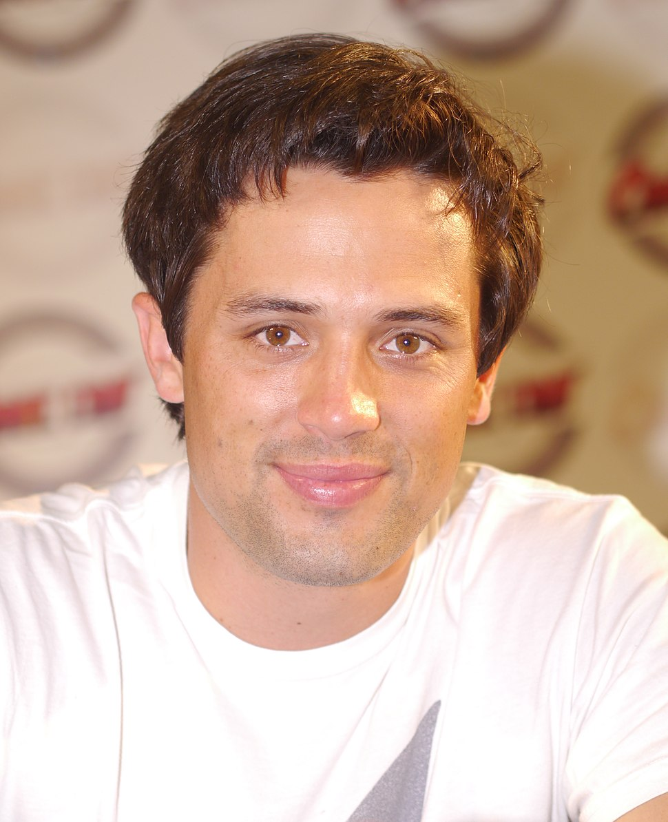 Stephen Colletti at the 2012 Comic-Con