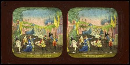 Stereokort, La Grande-Duchesse de Gérolstein 2, acte I, scène XII - SMV - S121b.tif