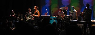 Stereolab - Stereolab performing in 2006