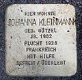 Stolperstein Johanna Kleinmann Baden-Baden.jpg