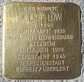Stolperstein Julius Loew in Kornwestheim.jpg