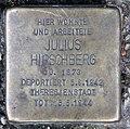 Stolperstein Potsdamer Str 159 (Schön) Julius Hirschberg.jpg