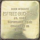 Stolperstein Siegen Buchthal Isfried.jpeg