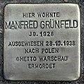 Stolperstein Verden - Manfred Grünfeld (1928).jpg