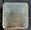 Stolperstein für Adele Prager, Flemmingstraße 8, Chemnitz (2).JPG