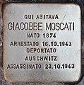 Stolperstein für Giacobbe Moscati (Rom).jpg