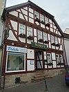 Stolpersteinlage Hünfeld Töpferstraße 20