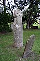 Stone Cross in Lelant Churchyard - geograph.org.uk - 580451.jpg