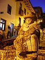 Stone guitar man Cajamarca.JPG