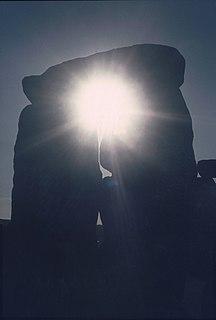 Archaeoastronomy and Stonehenge