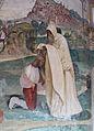 Storie di s. benedetto, 04 sodoma - Come Romano monaco da lo abito eremitico a Benedetto 04.JPG