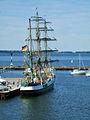 Stralsund, Segelschiff ALEXANDER VON HUMBOLDT im Hafen (2007-06-11) 1, by Klugschnacker in Wikipedia.jpg