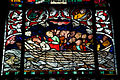 Strasbourg Cathedral - Stained glass windows - Jesus calming a storm.jpg