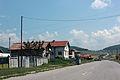 Street in Aprilovo, Sofia Province.JPG