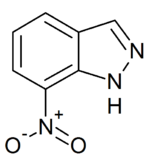Structure of 7-Nitroindazole.png