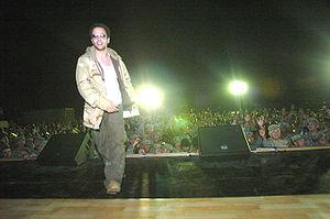 Stuart Stone - Image: Stu Stone in Baghdad