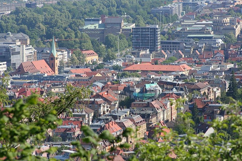 6. Stuttgart