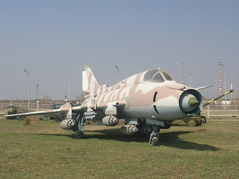 Archivo:Su-17, technical museum, Togliatti-2.JPG