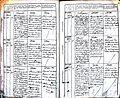 Subačiaus RKB 1827-1830 krikšto metrikų knyga 066.jpg