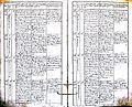 Subačiaus RKB 1839-1848 krikšto metrikų knyga 098.jpg