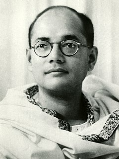 Subhas Chandra Bose 20th-century Indian nationalist leader and politician