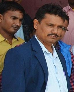 Subrat Kumar Prusty Indian Odia-language scholar and author