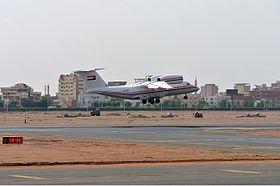 Sudan Government Antonov An-74-200 UR-SDV-1.jpg