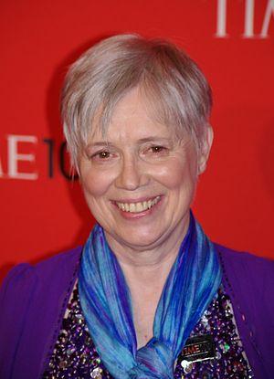 Sue Savage-Rumbaugh - Savage-Rumbaugh at the 2011 Time 100 gala