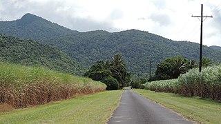 Fishery Falls, Queensland Suburb of Cairns Region, Queensland, Australia