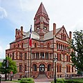 Sulphur Springs June 2015 02 (Hopkins County Courthouse) (cropped).jpg