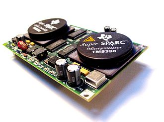 SPARCstation 10 - MBus module for the SPARCstation 10
