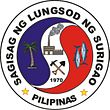 Official seal of Laknbalen ning Surigao