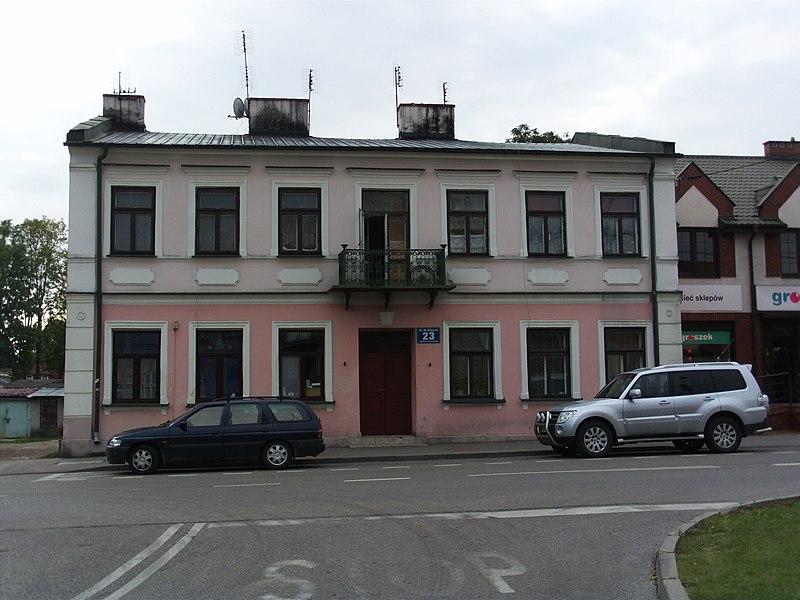 File:Suwałki ul. Gałaja 23 (3).JPG