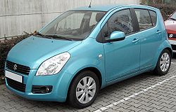 Suzuki Splash Wikipedia