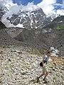 Svaneti - glacier near Mt. Ushba (9458088401).jpg