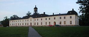 Ekerö Municipality - Svartsjö palace