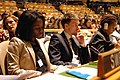 Sveriges likestillingsminister under apningen av FNs kvinnekommisjons sesjon 2011 (CSW55). I FNs hovedkvarter i New York.jpg