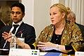 Sveriges nordiske samarbetsminister Ewa Bjorling under Nordiska Radets session 2011 i Kopenhamn (2).jpg