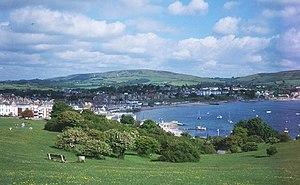 Swanage - Image: Swanage geograph.org.uk 6609