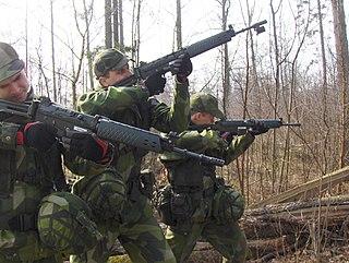 Conscription in Sweden