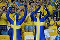 Swedish football supporters 20120611.jpg