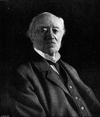 Wilhelm Lilljeborg - Vilhelm Lilljeborg